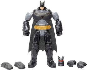 Batman Missions Thrasher Armor Batman Deluxe Figure