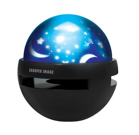 Sharper Image SPBT654 Ceiling Projection Star Light Speaker