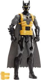 Batman Missions True-moves Anti-Toxin Suit Batman Figure