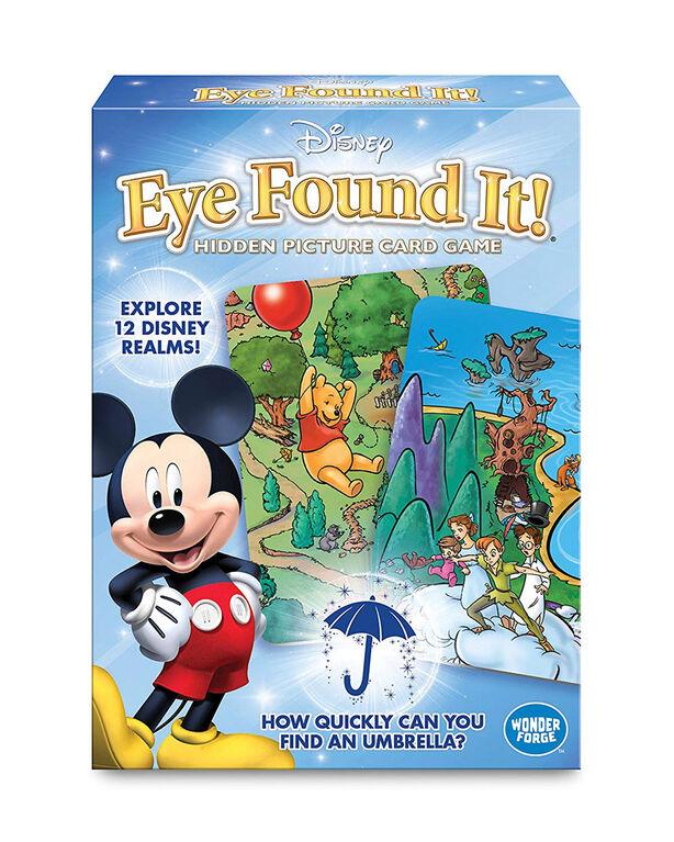 Ravensburger! Disney: Eye Found it! Card Game
