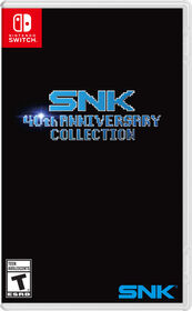 Nintendo Switch - SNK 40TH Anniversary Collection