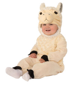 Llama Costume - Toddler 2T - 4T