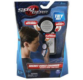 Spy Gear - Secret Voice Changer