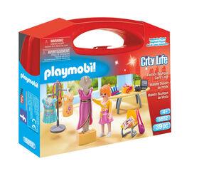 Playmobil - Fashion Boutique Carry Case (5652)