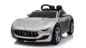 Maserati Coupe 12V Silver