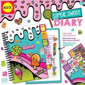 ALEX - Super Sweet Diary