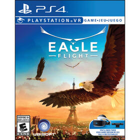 PlayStation VR -  Eagle Flight