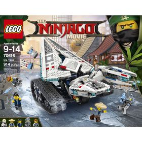 LEGO Ninjago Movie Ice Tank 70616