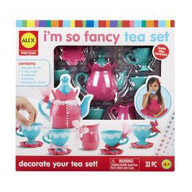 ALEX I'm So Fancy Tea Set