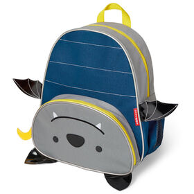 Skip Hop Zoo Little Kid Backpack - Bat