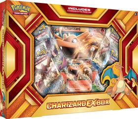 Pokémon Charizard-Ex Box - Fire Blast