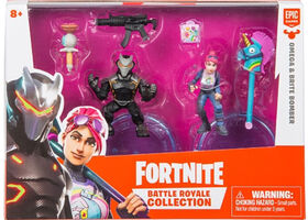 Fortnite Battle Royale Collection: Duo Pack - Omega & Brite Bomber