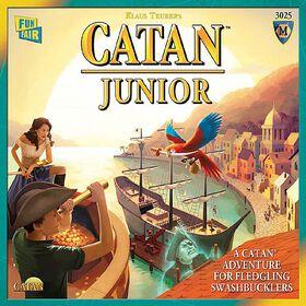 Catan Junior Game - English Edition