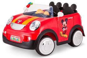 KidTrax 12V Mickey Mouse Hot Rod Coupe
