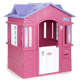 Little Tikes Princess Cottage Playhouse - Pink