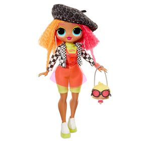 L.O.L. Surprise! O.M.G. Neonlicious Fashion Doll