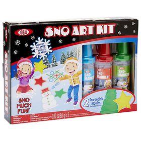 Sno-paint - Sno-art Kit
