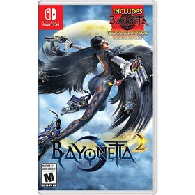 Nintendo Switch - Bayonetta 2 + Bayonetta (Download)