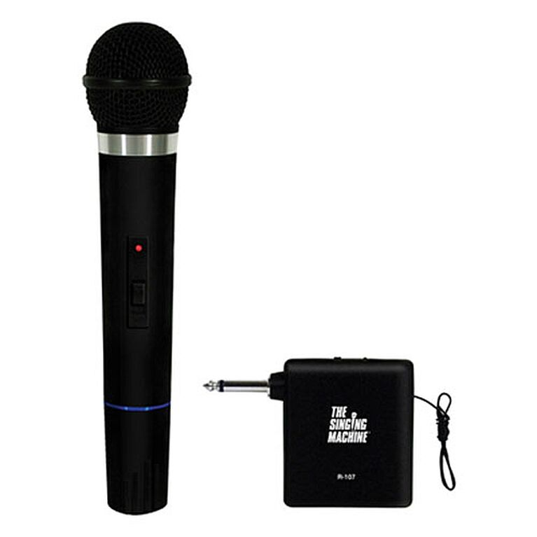 Singing Machine - Wireless Microphone