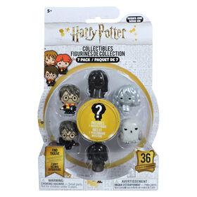 Harry Potter - 7 pack Figures
