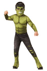 Hulk Costume - Medium 8-10