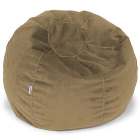 Comfy Kids - Comfy Teen Bag Beanbag in Mocha Brown
