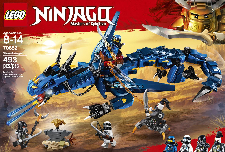 Lego Ninjago Stormbringer 70652 Toys R Us Canada